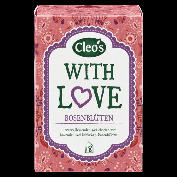 Cleo's Bio Kräutertee, With Love