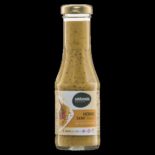 Naturata Bio Honig Senf Sauce