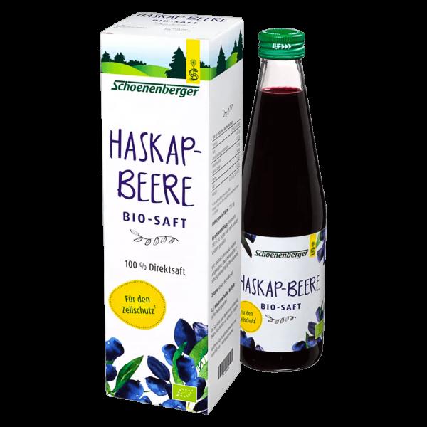 Schoenenberger Bio Haskap-Beeren Saft