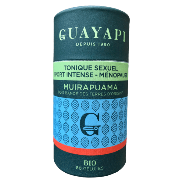 Guayapi Muirapuama Kapseln