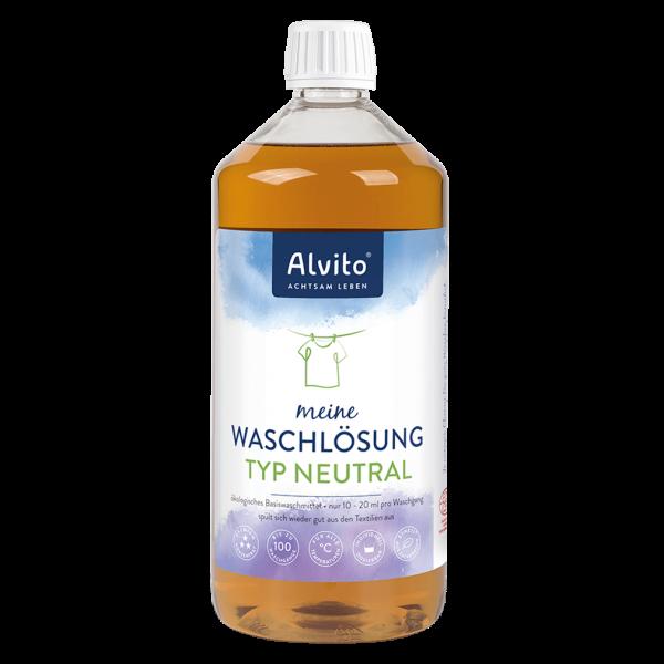 Alvito Waschlösung Typ Neutral, 1000ml