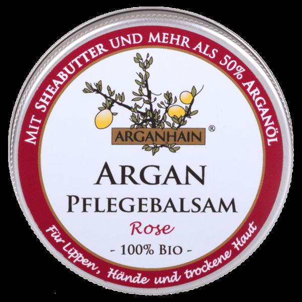 Arganhain Bio Argan Pflegebalsam Rose