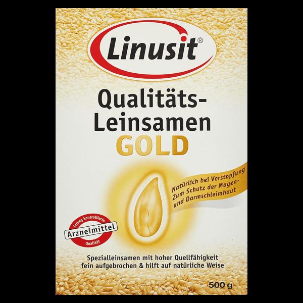 Linusit Bio Gold Leinsamen