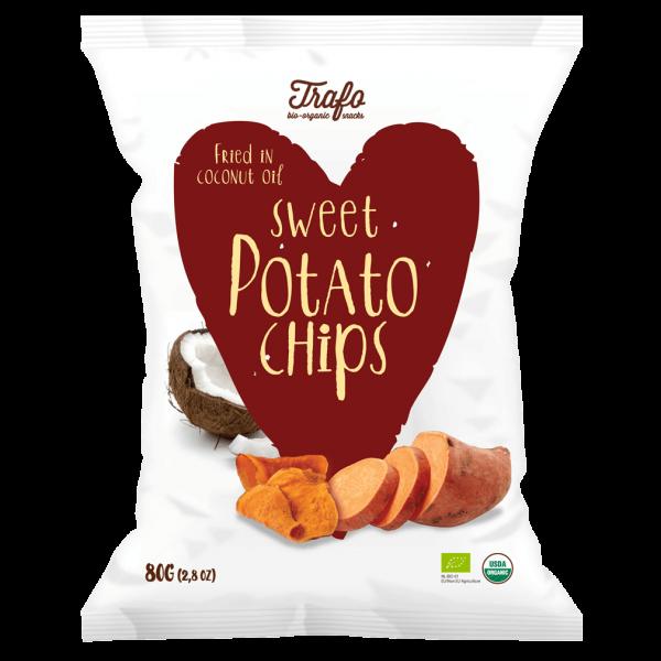 Bio Süßkartoffelchips