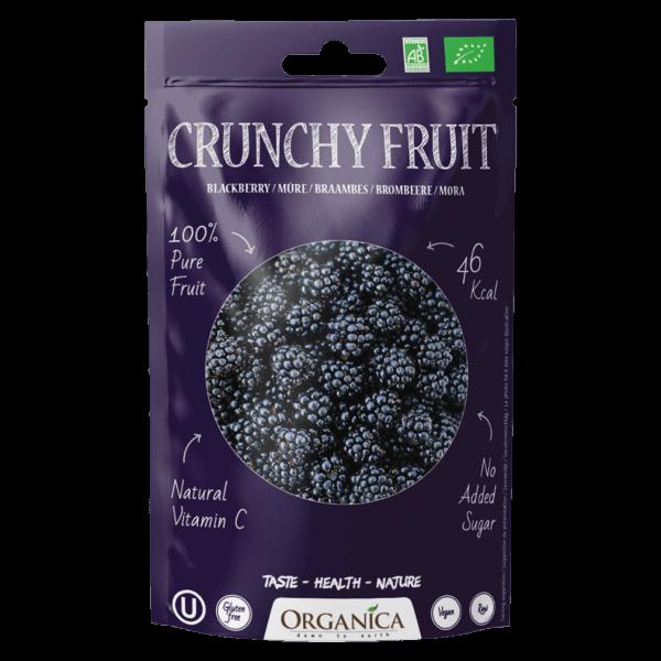 Organica Bio Crunchy Fruit, Brombeeren