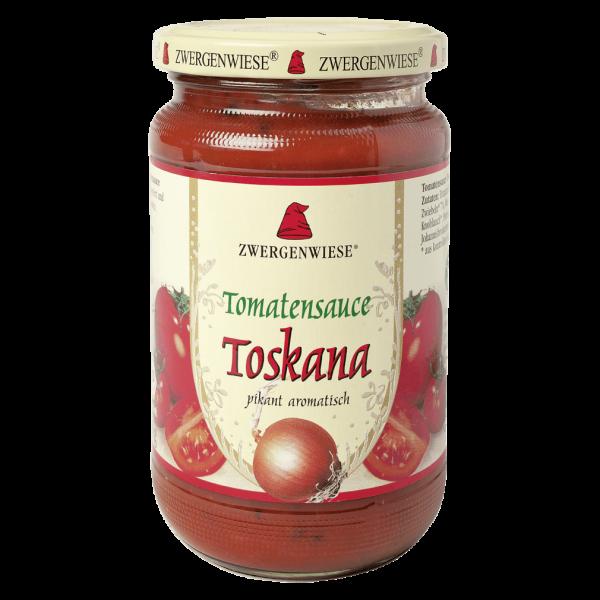 Zwergenwiese Bio Tomatensauce Toskana