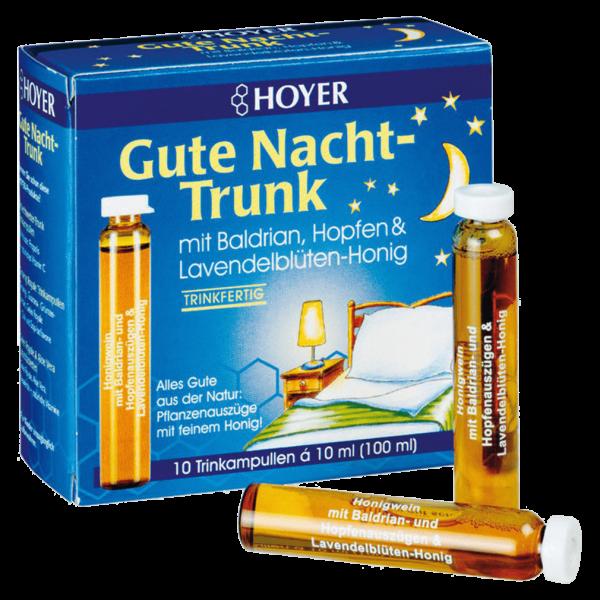 Hoyer Bio Gute Nacht Trunk
