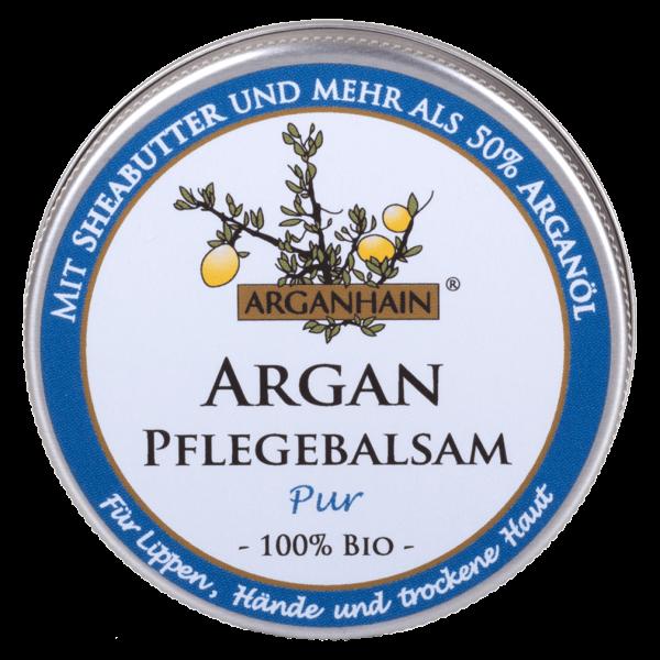 Arganhain Bio Arganöl- Pflegebalsam Pur