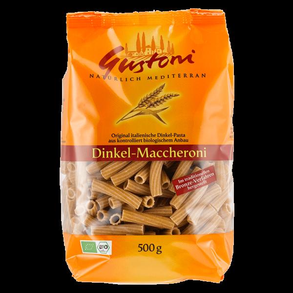 Gustoni Bio Dinkel-Maccheroni
