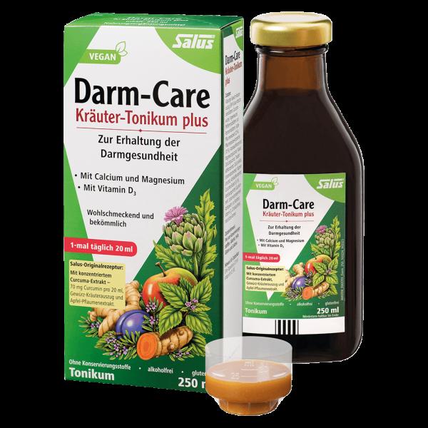 Salus Darm-Care Kräuter-Tonikum plus, 250 ml