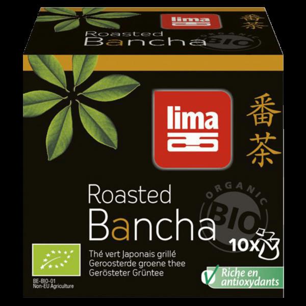 Lima Bio Roasted Bancha Grüntee