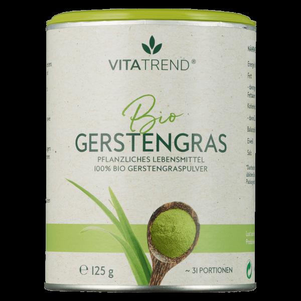 vitatrend Bio Gerstengras Pulver