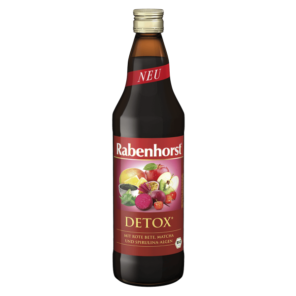 Rabenhorst Bio Detox Saft