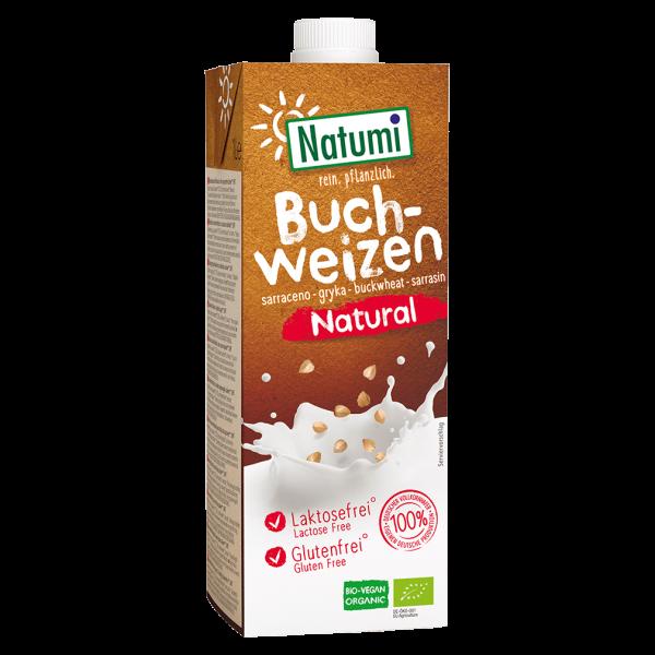 Bio Buchweizen natural, 1l