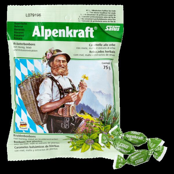 Salus Alpenkraft Kräuterbonbons