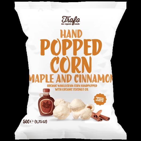 Bio Popcorn Ahornsirup & Zimt
