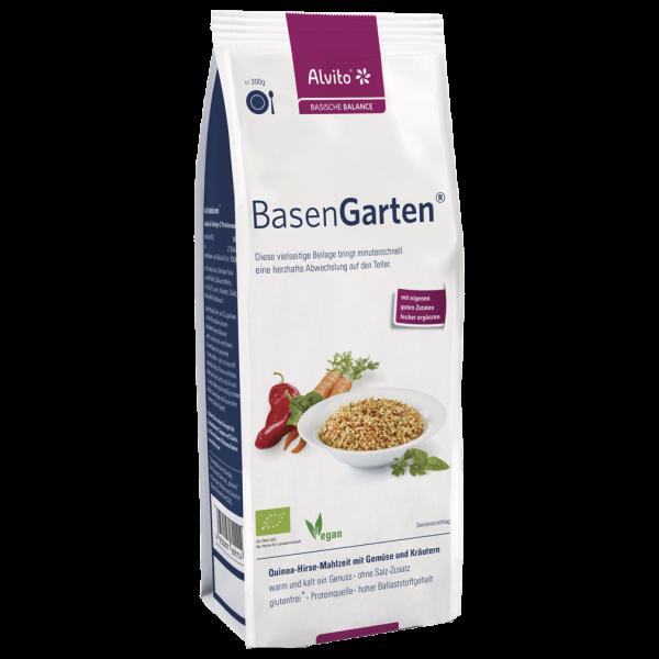 BasenGarten Bio Quinoa-Hirse Mahlzeit, 300g