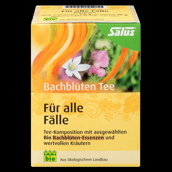 """Salus Bio Bachblüten Tee """"Für alle Fälle"""", 15 Btl."""