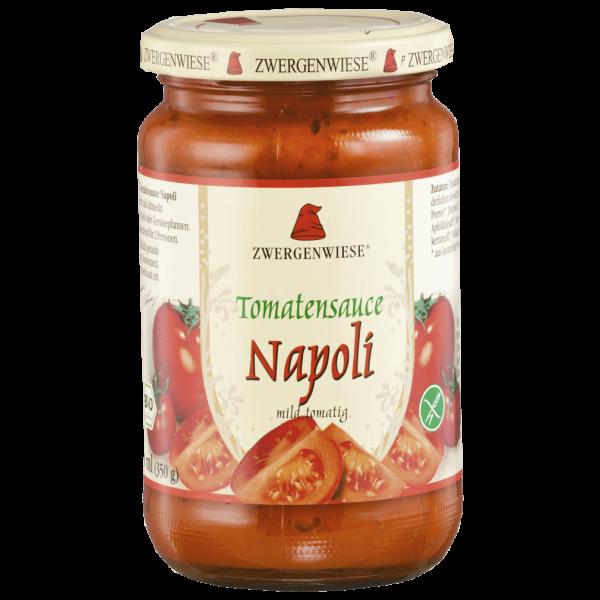 Zwergenwiese Bio Tomatensauce Napoli