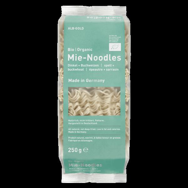Alb-Gold Bio Mie Noodles Dinkel Buchweizen