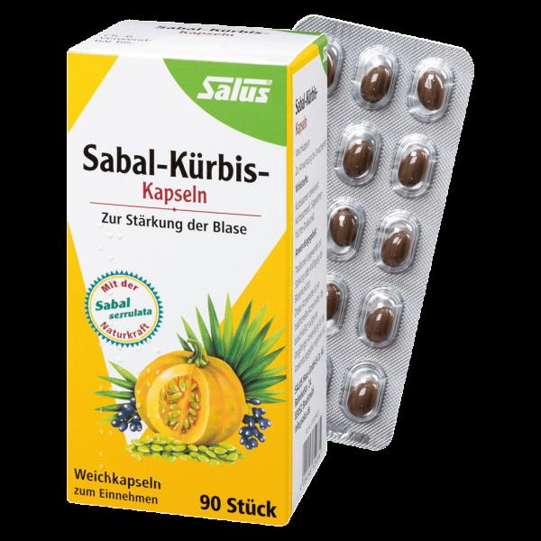 Salus Sabal-Kürbis Kapseln 90 St