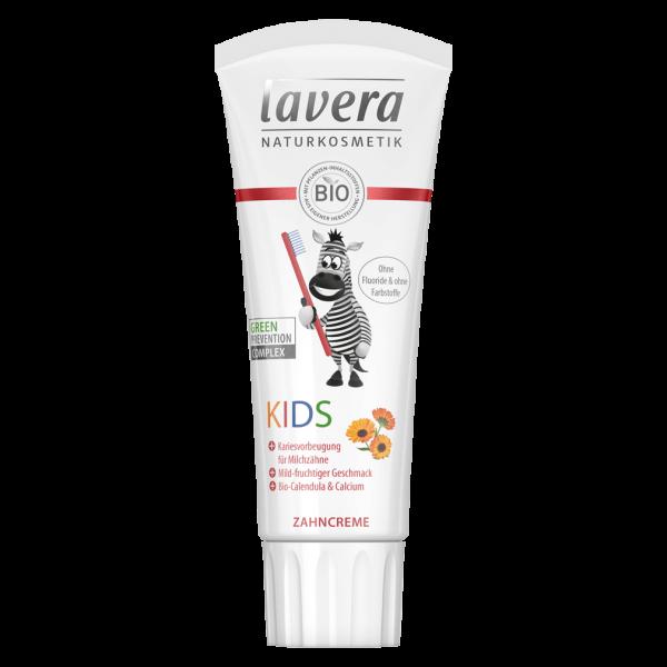 Lavera Naturkosmetik Zahncreme Kids