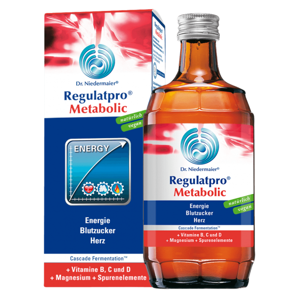 Dr. Niedermaier Regulatpro® Metabolic, 350ml