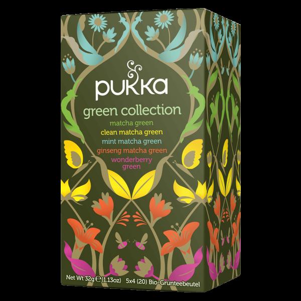 Pukka Bio Green Collection