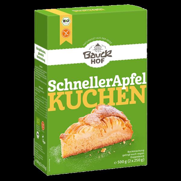 Bauckhof  Bio schneller Apfelkuchen glutenfrei