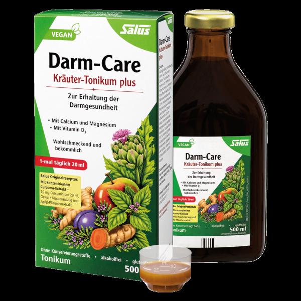 Salus Darm-Care Kräuter-Tonikum plus, 500 ml