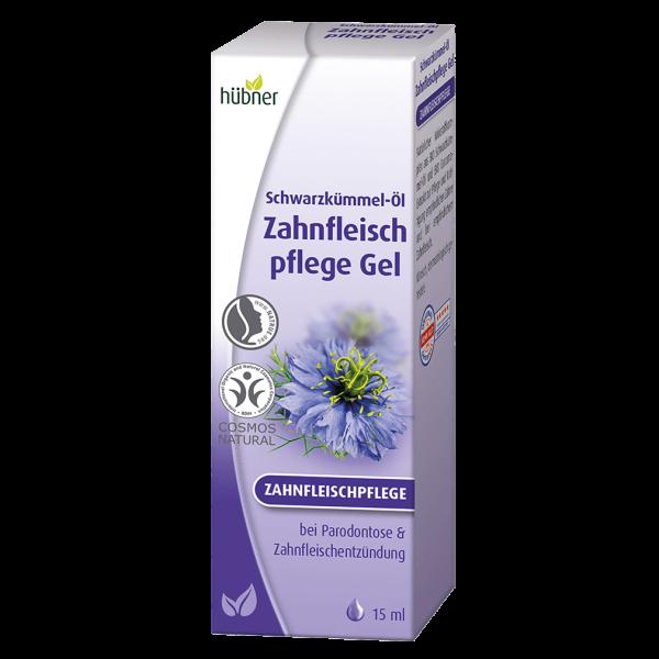 Hübner Schwarzkümmel-Öl Zahnfleischpflege Gel