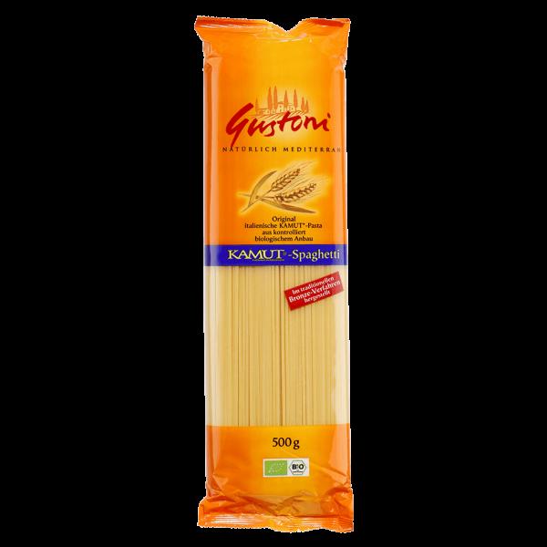 Gustoni Bio KAMUT-Spaghetti 500g