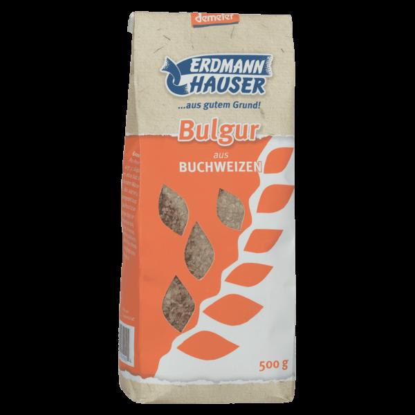 ErdmannHauser Bio Bulgur aus Buchweizen