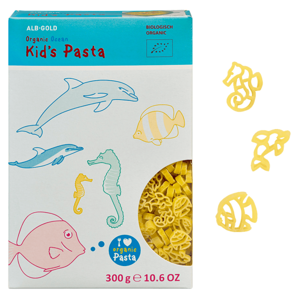 Alb-Gold Bio Kid´s Pasta Ocean