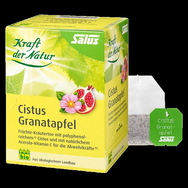 Salus Bio Cistus Granatapfel