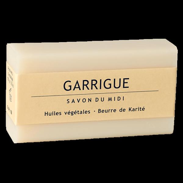 Savon Du Midi Seife mit Karité-Butter Garrigue 100g