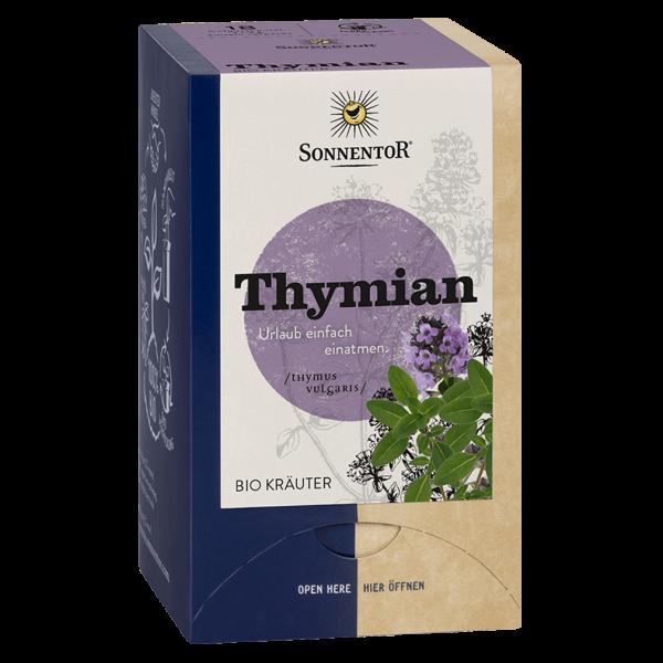 Sonnentor Bio Thymiantee Tee