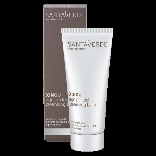 Santaverde Naturkosmetik Xingu Age Perfect Cleansing Balm, 100ml