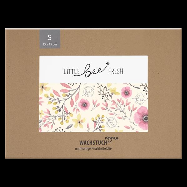 """Little Bee Fresh Wachstuch """"Rosa"""""""