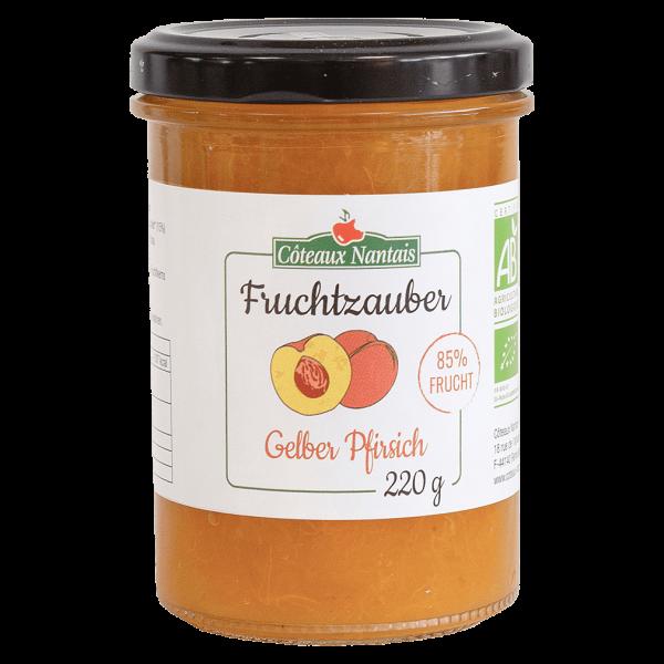 Coteaux Nantais Bio Fruchtzauber Gelber Pfirsich