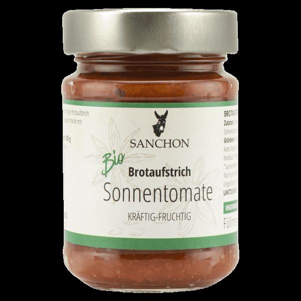 Sanchon Bio Brotaufstrich Sonnen-Tomate