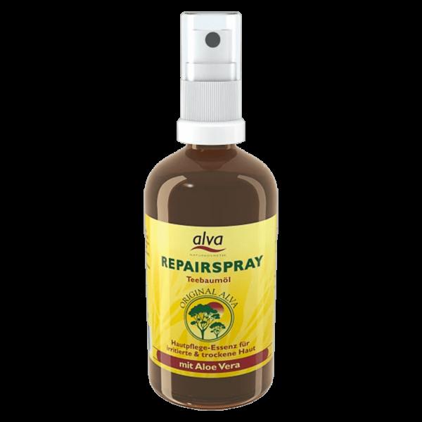 alva Teebaumöl Repairspray mit Aloe Vera