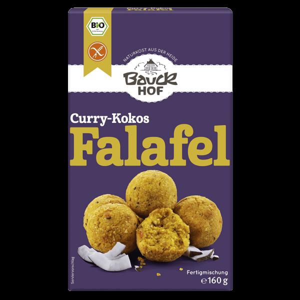 Bauckhof  Bio Falafel Curry-Kokos Fertigmischung 160g