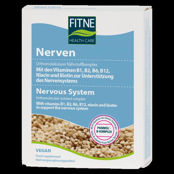 Fitne Nerven Nährstoffkomplex
