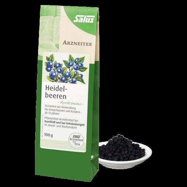 Salus Bio Heidelbeeren Tee