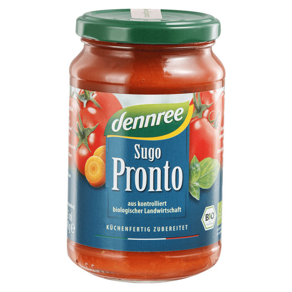 dennree Bio Sugo Pronto