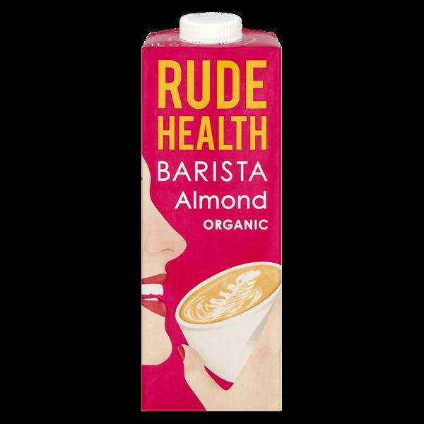 Rude Health Bio Barista Mandel Drink