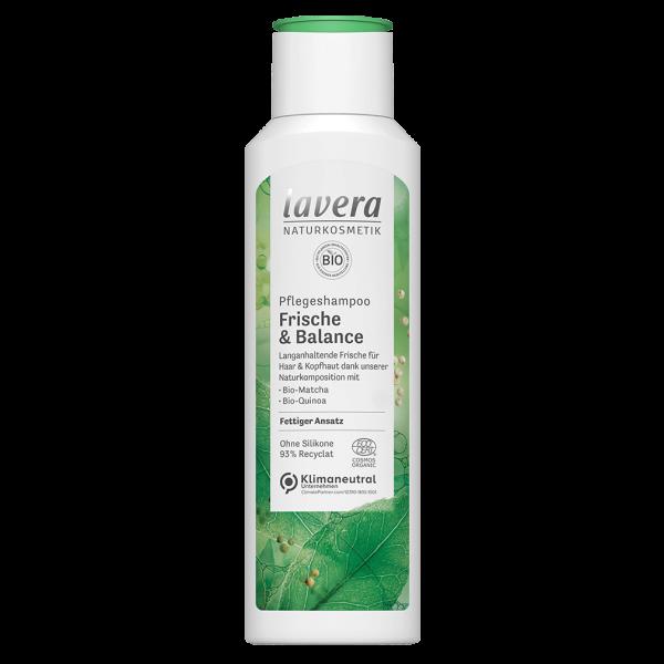 Lavera Naturkosmetik Frische & Balance Shampoo