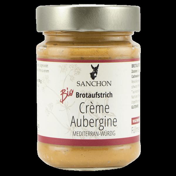 Sanchon Bio Crème Aubergine