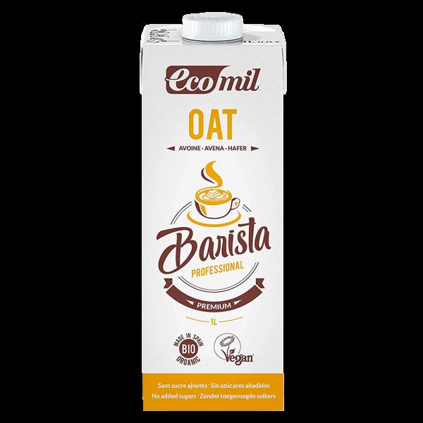 EcoMil Bio Hafer Drink Barista, zuckerfrei